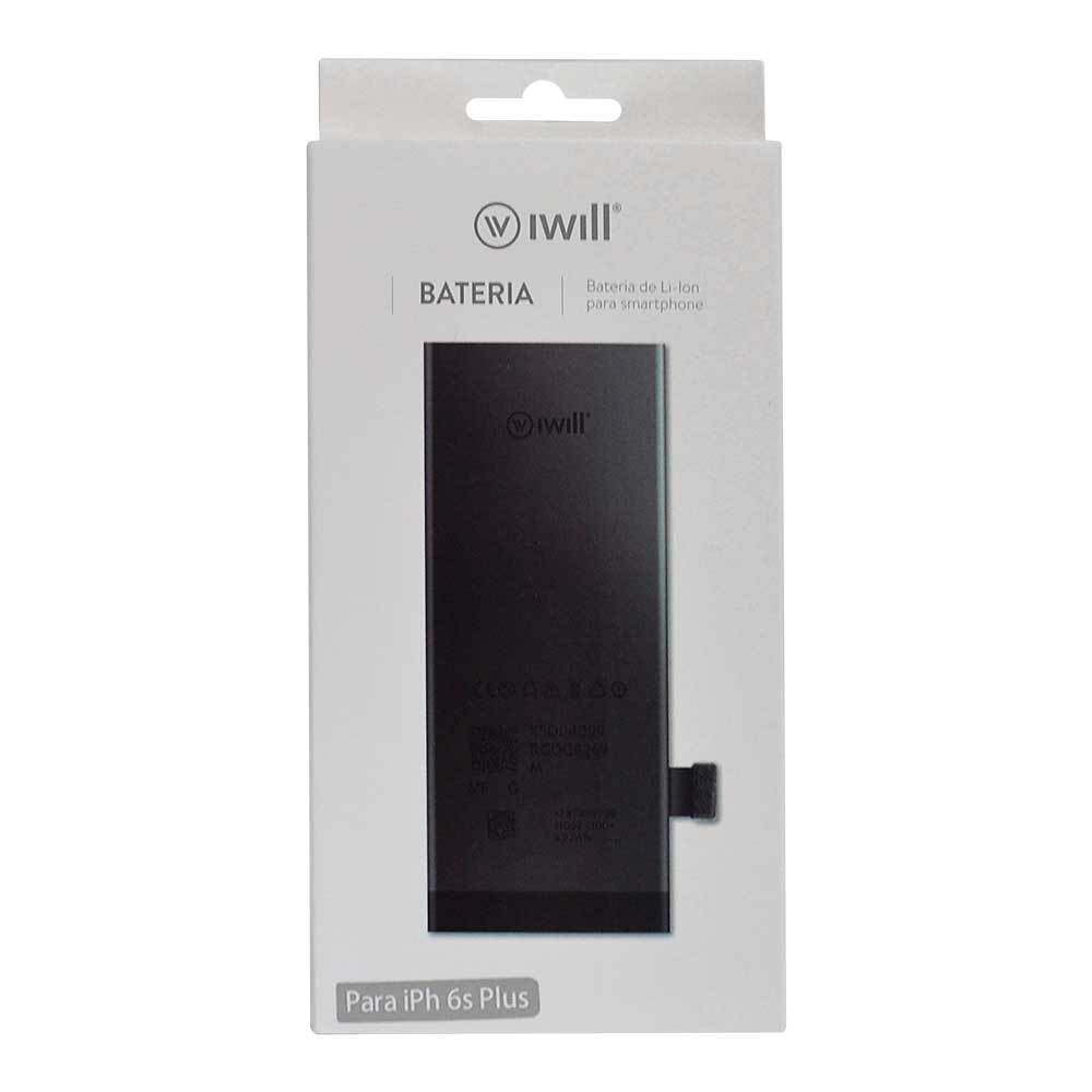 Bateria para iPhone 6 Plus - modelo 1ICP4/49/120