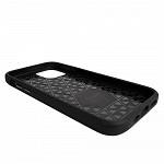 Double Case para iPhone 12 / 12 Pro Preta - Capa Antichoque Dupla