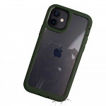 Ultra Case para iPhone 12 Mini Verde - Capa Antichoque Tripla