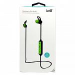 Fone de Ouvido Wireless Harmony Earphone Verde