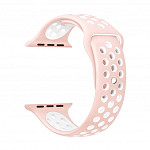 Pulseira para Apple Watch® WatchBand - Silicone Sport Rose 38/40mm
