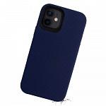 Double Case para iPhone 12 Mini Azul Marinho - Capa Antichoque Dupla