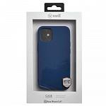Simple Case para iPhone 12 Mini Azul Marinho - Capa Protetora