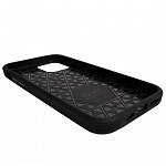 Double Lux Case para iPhone 12 Mini Preta - Capa Antichoque Dupla