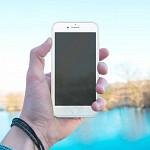 Glass Case para para iPhone 7/8/SE - Capa Antichoque Branca