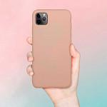 Simple Case para iPhone 12 Pro Max Rosa - Capa Protetora