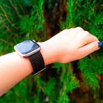 Pulseira para Apple Watch® WatchBand  - Nylon Preta 42/44mm