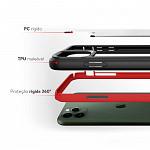 Ultra Case para iPhone 12 / 12 Pro Preta - Capa Antichoque Tripla
