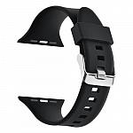 Pulseira para Apple Watch® WatchBand - Silicone com Fivela Preta 42/44mm