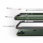 Ultra Case para iPhone 12 Pro Max Verde - Capa Antichoque Tripla