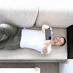 Elite Case para iPhone 12 Pro Max Preto - Capa Antichoque Tripla
