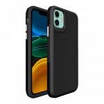 Double Lux Case para iPhone 12 Pro Max Preta - Capa Antichoque Dupla