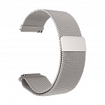 Pulseira para Apple Watch® WatchBand  - Milanese Prata 42/44mm