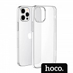 Capa em TPU para iPhone 12 Pro Max Transparente - hoco. Light Series