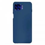 Simple Smooth Case para Moto G 5G Plus - Azul