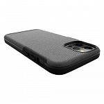 Elite Case para iPhone 12 Pro Max Cinza - Capa Antichoque Tripla
